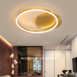 New Lamp Modern Simple Web Celebrity Bedroom Lamp Luxury LED Ceiling Lamp