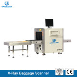 Security Equipment X Ray Lugguage Scanner, X Ray Scanner for 5 Star Hotel