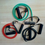 Home Gym Equipment Exercise Band in Different Resistance Level