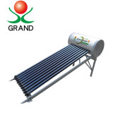 Pressurized Solar Water Heater Heat Pipe Solar Collector