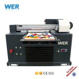 Direct to Substrate Small Size UV-LED Flatbed Printer
