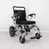 Lightweight Aluminum Handicapped Foldable Power Electric Wheelchair