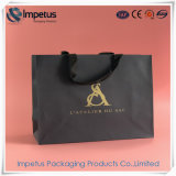 Fashion Paper Shopping Bag Printing Custom Cheap Gift Bags with Business Logo Bulk Handbags