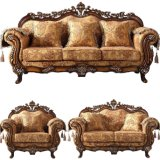 Home Furniture Wholesale Classic Fabric Sofa in Optional Couch Seats