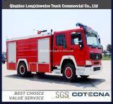 Sinotruk HOWO 4X2 Fire Fighting Truck