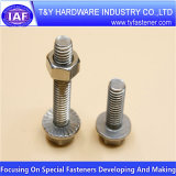 Stainless Steel DIN 6921 Hex Flange Bolt for Fasteners Industry