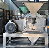 Low-Temperature Ultrafine Grinding Hammer Mill for Inorganic Salt/ Crystal/API/Pigment
