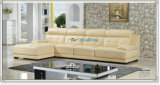 European Style Top Grain Leather Sofa (A20)