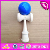 Wholesale Kendama Toy Wooden Kendama Ball, Interesting Kendama Balls for Children, Wooden Kendama Toy with 16*6.8*5.5 Cm W01A031