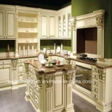 2016 Welbom Classic White Wood Kitchen Cabinet
