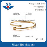 High Quality 18k Gold Plated Women Bangles