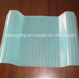 Pull-Squeeze FRP Corrugated Sheet