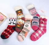 Wholesale Soft Winter Cozy Fuzzy Microfiber Socks for Women