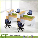 Wholesale Modern Office Desk for 4 Person with Cabinet