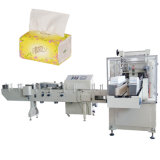 Facial Tissue Packaging Machine Tissue Paper Packaging Machine