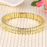 New Fashion Stainless Steel Plating Gold Bracelet