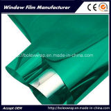 Wholesale Reflective Building Film; Reflective Green