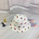 Summer Sunshade Floppy Wide Brim Children Straw Hat