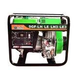 Raise 7.2kw/9kVA Power Electric Start Portable Diesel Generator Prices