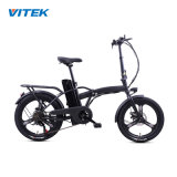 20 Inch Cheap Wholesale Price 250W 36V 10ah off Road Bicycle Folding Electric Bike