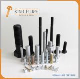 Hex Bolt/ Hex Cap Screw/ Heavy Hex Bolt/ Flange Bolt/Flange Screw/ Carriage Bolt/ Stud Bolt/ Guardrail Bolt/ Track Bolt DIN/ISO/ASME/ASTM