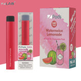 Zlab New Arrival Disposable Pod Watermelon Lemonade Mini Electronic Cigarette with Cheap Price