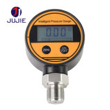 High Precision Stainless Steel Digital Pressure Gauge for Liquid Fuel Oil Water Air Gas Tire Vacuum Measurement with 100 MPa Bar Psi Kg/Cm2 G1/2 M20*1.5 1/4NPT