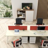 Promotional Cheap Specification Modular Modern Benching 6 People Workstation Furniture
