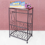 Classical Big Size Metal Storage Rack Holder