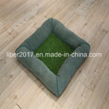 Pet Products Foam Mattress Pet Dog Cat Bedding Plastic Lawn Mat Dog Cushion