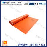 Crossed-Linked IXPE Carpet Underlay with 0.06mm PE Film