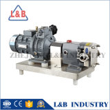 Stainless Steel Hot Liquid Chocolate Transfer Pump