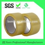 Customized Transparent BOPP Adhesive Tape Jumbo Roll