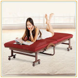 European Style Quality Folding Beds Portable Folding Bed (190*90cm)