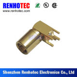 Right Angle PCB Mount RF SMB Connector Male Female Gender