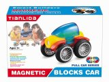 Hot Seller Magnet Block Puzzle Car for Kids