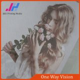One Way Vision Sticker Printing for Glass Window Pictures & Photos