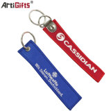 Fashion Customer Design Key Chain Embroidery