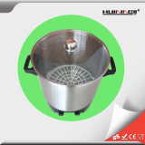 Home Use Electric Timing Beer Brew Kettle Preserving Boiler/Cooker