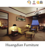 Superior Case Goods and Upholstered Hotel Furniture for Sale (HD810)