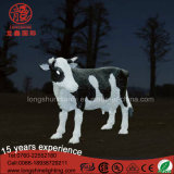 LED Cow Animal 3D Acrylic Light for Landscape