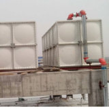 Factory Make Liquid Water Treatment FRP Storage Tank Customized