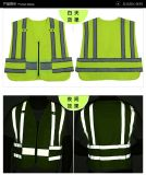 High Quality Reflective Vest with ANSI07 (C2523)