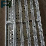 Q345 Ringlock Scaffold with Steel Catwalk/Steel Plank/Scaffolding Ringlock System