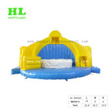 Free Fall Outdoor Interactive Inflatable Cliff Jumper Games for Park