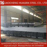 A500 Grade Mild Steel Hollow Section Square Tubes Used for Structure