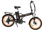 CF-Tdn01z-4 Electrical Bicycle Motor Mini Pocket Electric Folding Bike Bicycle