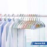 Chinese Factory Wholesale Cheap Plastic Hanger for Clothes