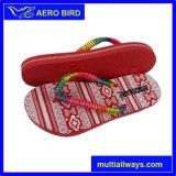 Hot Style Lady PE Flip Flop Slipper Shoe for Women
