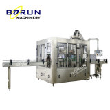 Customized Plastic Bottles Carbonated Water Bottling Production Plant